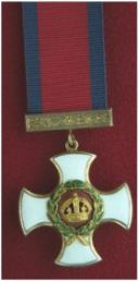 Distinguished Service Medal. Cpl Love