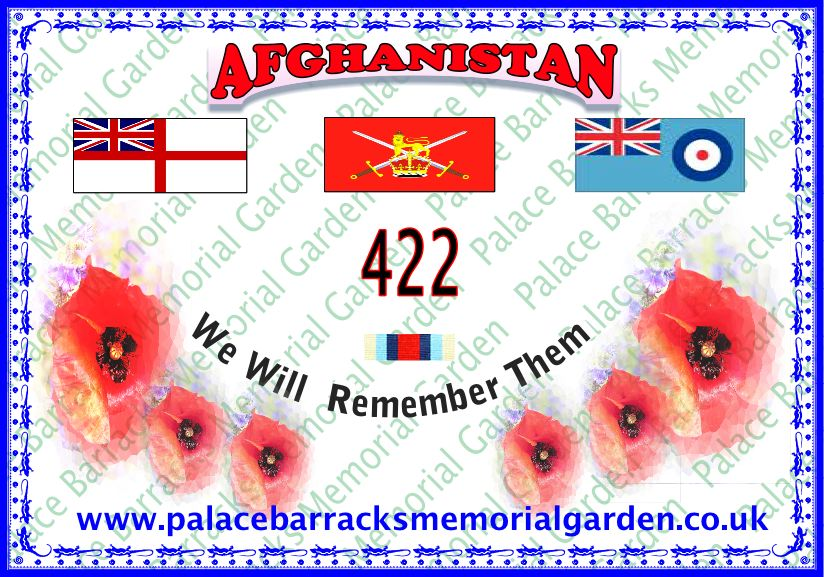 Three soldiers killed in Afghanistan 1st July 2012