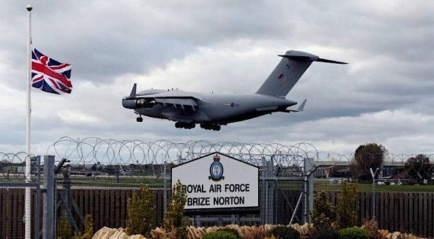 LATEST REPATRIATION FROM AFGHANISTAN