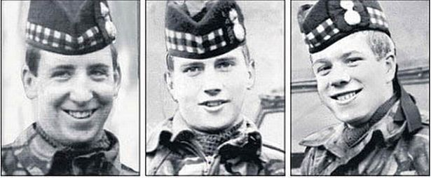 1971 Scottish soldiers' killings